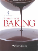 Professional Baking  Third Edition College and NRAEF Workbook Package