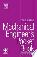 Mechanical Engineer s Pocket Book