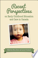 Recent Perspectives on Early Childhood Education in Canada