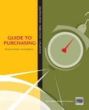 Kitchen Pro Series  Guide to Purchasing The Sixth Text In The