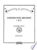 Construction Mechanic 1 & C