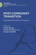 download ebook post-communist transition pdf epub