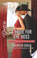 A Bride for the Boss Book PDF