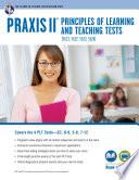 PRAXIS II PLT EC  K 6  5 9  7 12 Book   Online