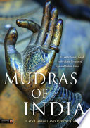 Mudras Of India : used in yoga and dance, in a fully...