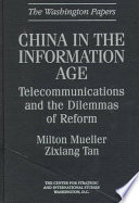 China in the Information Age