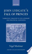 John Lydgate's Fall of Princes