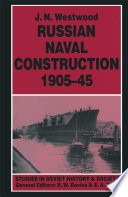 Russian Naval Construction  1905 45