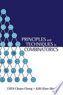 Principles and Techniques in Combinatorics