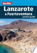 Berlitz  Lanzarote   Fuerteventura Pocket Guide