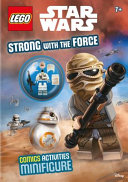 LEGO Star Wars  Strong with the Force  Activity Book with Mi
