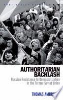 Authoritarian Backlash Pdf/ePub eBook
