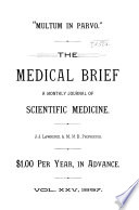 The Medical Brief book