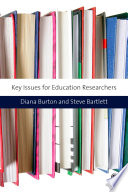 Key Issues For Education Researchers book