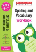 Spelling and Vocabulary Workbook  Year 2