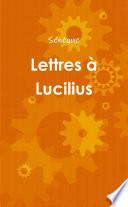 Lettres    Lucilius
