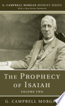 The Prophecy of Isaiah  Volume 2