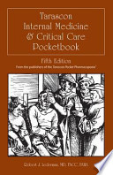 Tarascon Internal Medicine   Critical Care Pocketbook