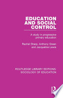 Education and Social Control