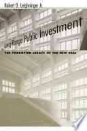 Long Range Public Investment