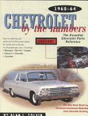 Chevrolet By the Numbers 1960 64
