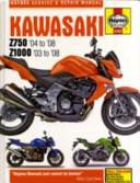 Kawasaki Z750 Z1000 Service And Repair Manual