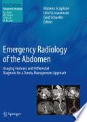 Emergency Radiology of the Abdomen