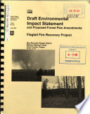 Malheur National Forest (N.F.), Flagtail Fire Recovery Project