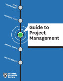 HBR Guide To Project Management : vote of confidence, but are you panicking...