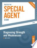 Master the Special Agent Exam  Diagnosing Strength and Weaknesses