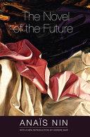 The Novel of the Future