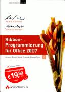 Ribbon-Programmierung für Office 2007 - Studentenausgabe