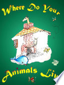 Where Do Your Animals Live That Will Spark Your Childrens Imagination Owls Living