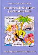 Kinderbuch   Klassiker psychoanalytisch