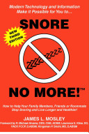 Snore No More t