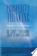 Prosperity Thinking