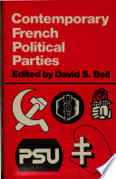 Contemporary French Political Parties