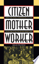Citizen  Mother  Worker