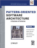 Pattern Oriented Software Architecture  A System of Patterns