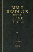 Bible Readings for the Home Circle—Illustrated