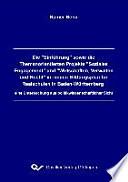 """Die """"Einführung"""" sowie die themenorientierten Projekte """"Soziales Engagement"""" und """"Wirtschaften, Verwalten und Recht"""" im neuen Bildungsplan für Realschulen in Baden-Württemberg"""