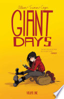 Giant Days Vol. 01 Book Cover