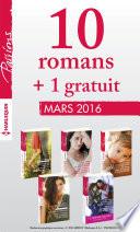 10 romans in  dits Passions   1 gratuit  no585    589   Mars 2016
