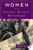 Women and the Animal Rights Movement