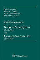 National Security Law and Counterterrorism Law