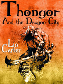 Thongor and the Dragon City Book