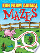 Fun Farm Animal Mazes