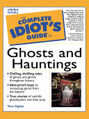 download ebook the complete idiot\'s guide to ghosts and hauntings pdf epub