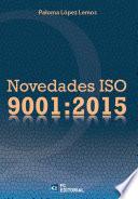 Novedades ISO 9001 2015