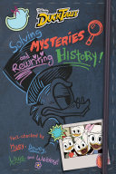 download ebook ducktales: solving mysteries and rewriting history! pdf epub